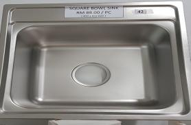 SINK SQUARE (RM88.00/UNIT)